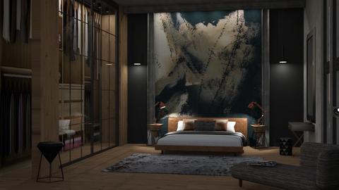 nocturno - Bedroom - by jagwas