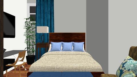 Zxg - Bedroom - by decordiva1