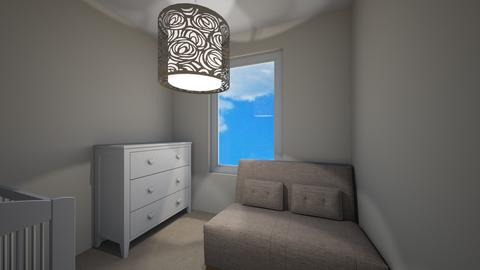 Iona Tower Br - Kids room - by JLStratford