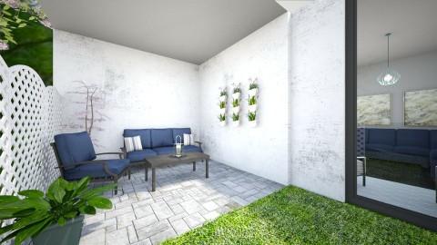 outside - Garden - by newyork4everloved