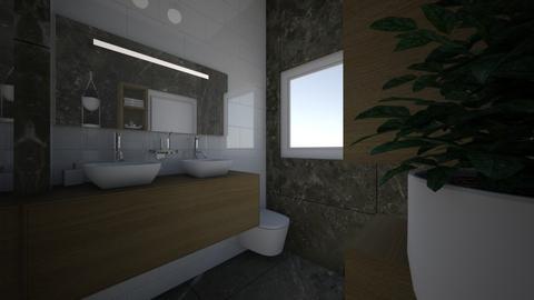 bano eskalantegui 3 - Bathroom - by martaglop