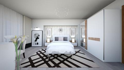 bedroom 4 - Minimal - Bedroom - by Vasile Bianca Rozalia