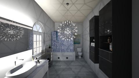 Apartment - Bathroom - by lildivajo