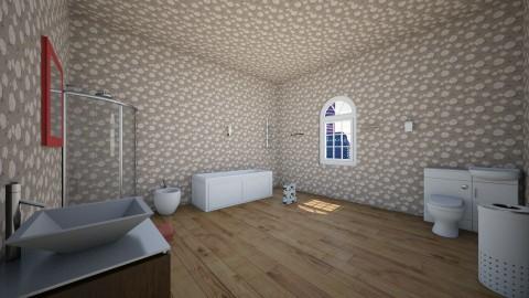 Beautiful Bathroom - Retro - Bathroom - by Ava Shirley