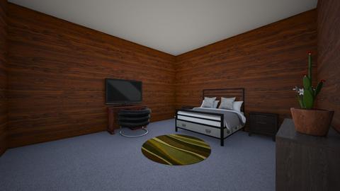 FCS Bedroom - Modern - Bedroom - by mentloui27