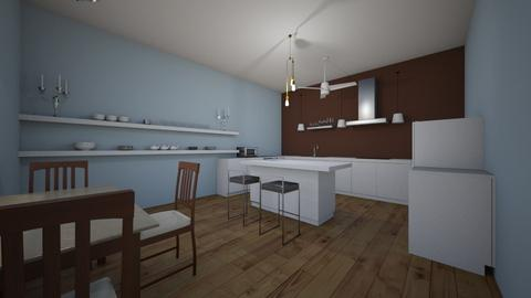 Dream Kitchen  - Kitchen - by aebarbee2
