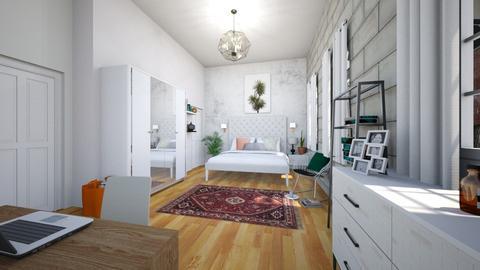 BEDROOM 2 APT - Bedroom - by mdesign13