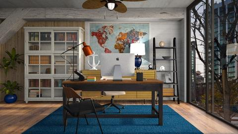 NATURAL - Global - Office - by molly_designs