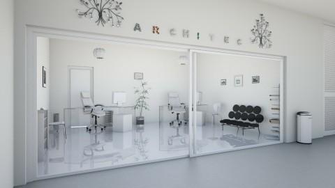 architec salon - Office - by Magdalena ER