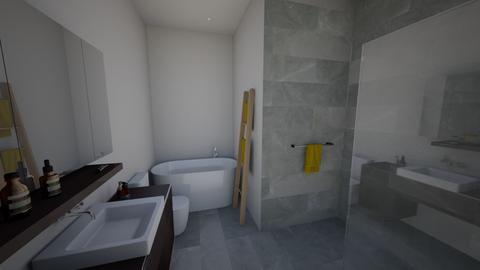 vlad  - Bathroom - by inga_sylvia