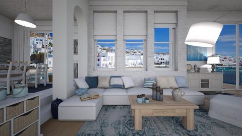coastal interior - by Senia N