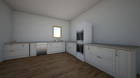 chic kitchen - Feminine - Kitchen - by gloucestergirl04