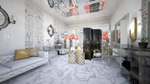 Walk in Vanity Closet - by P_O_F Interiors