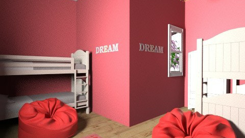 staq xotel MARI - Kids room - by ivka123
