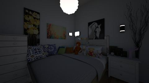 Roxika - Bedroom - by Diy the day