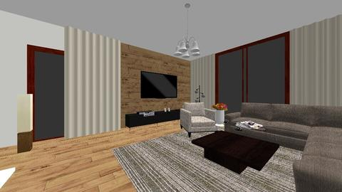 Living - Modern - Living room - by Syl Wya