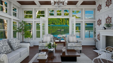 Design 328 Lakeside Living - by Daisy320