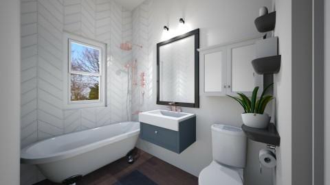 db1 - Bathroom - by Kaylin1313