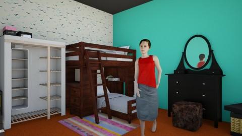 still practising - Bedroom - by carolnn