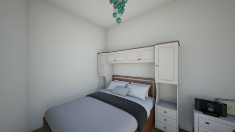 Random - Modern - Bedroom - by Kat2004