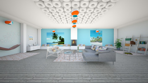 beach stayle - Modern - by Niv Cohen
