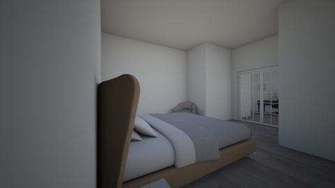 d - Bedroom - by desgirl12