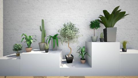 Little garden - Modern - Garden - by Keliann