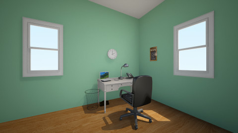 Office Space - Classic - Office - by MyFutureHome