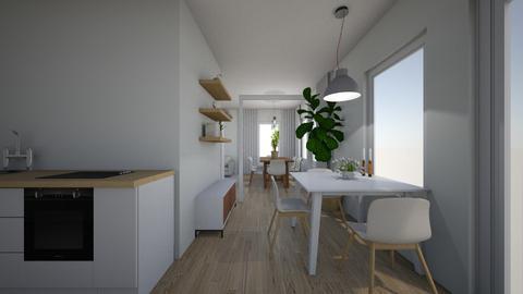 gbg - Kitchen - by wilmaskold