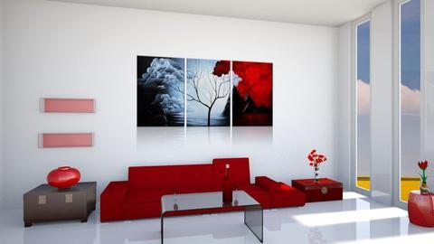 289 - Minimal - Living room - by Jade Autumn