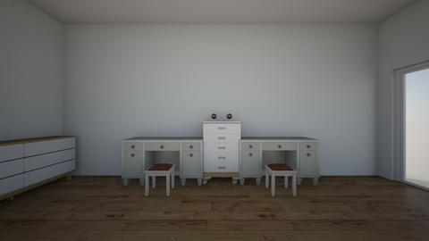 paula - Classic - Kids room - by Habitacion empresarial