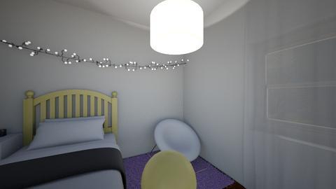 Part 5 Michala B_1 - Bedroom - by Mbush_23