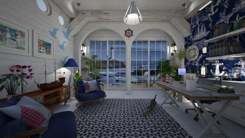 Nautical Office - by Themis Aline Calcavecchia