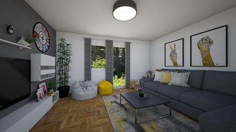 Livingroom AS - by ivona_h