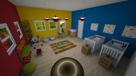 Chidrens Nursery - Classic - Kids room - by millerfam