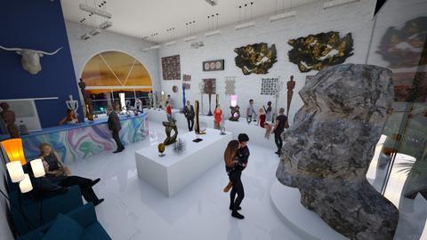 IP Rave Art Gallery - by LuzMa HL