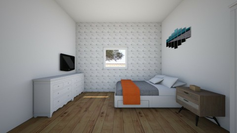 my new bedroom - Bedroom - by Shani Li_279