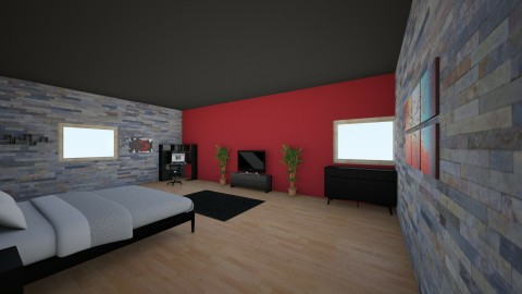 Dank Suite Bedroom - Modern - Bathroom - by hunteronstad