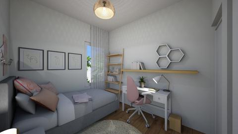 maytal lahav 1 - Bedroom - by lilum