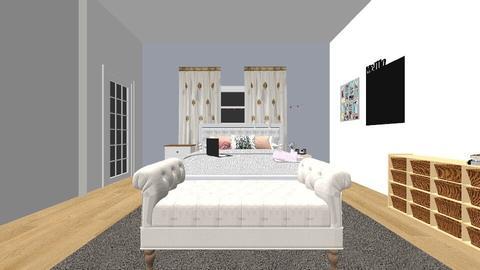 My Room - Minimal - Bedroom - by Xepel