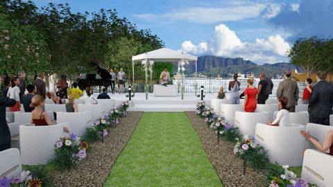wedding - by patriicia popa