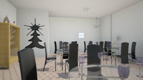 testing  - Modern - Dining room - by Nasvera