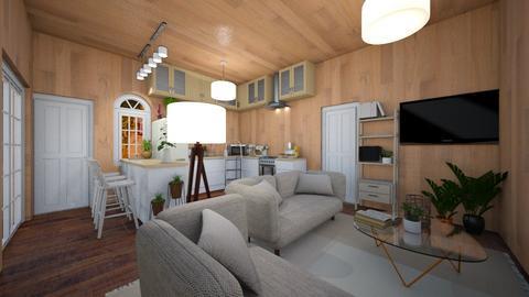 sisters home - Living room - by joja12345678910
