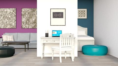 Double Colors - Modern - Bedroom - by millerfam