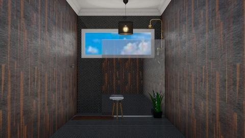 SimpleMeetGlass - Bathroom - by HeidiNel