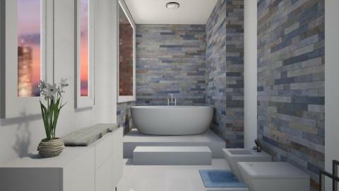 Bathroom 123 - Bathroom - by oljafili