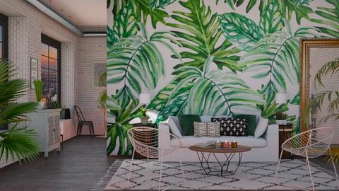 Urban Jungle LR - Living room - by lovedsign