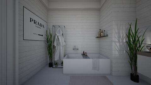 bath - Bathroom - by nevenadesko