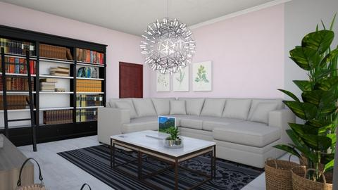 living - Modern - Living room - by g3esrl