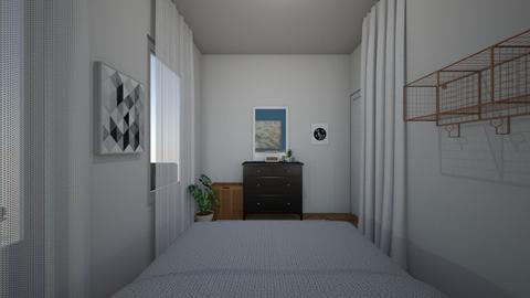 Railway 4 - Bedroom - by kburns